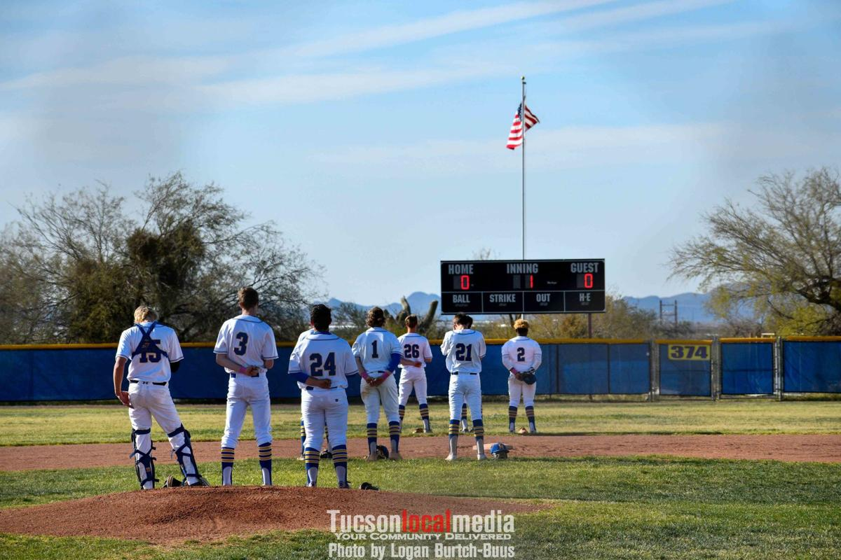 Marana baseball falls to Flowing Wells