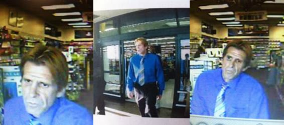 OVPD seeks person of interest for fraud