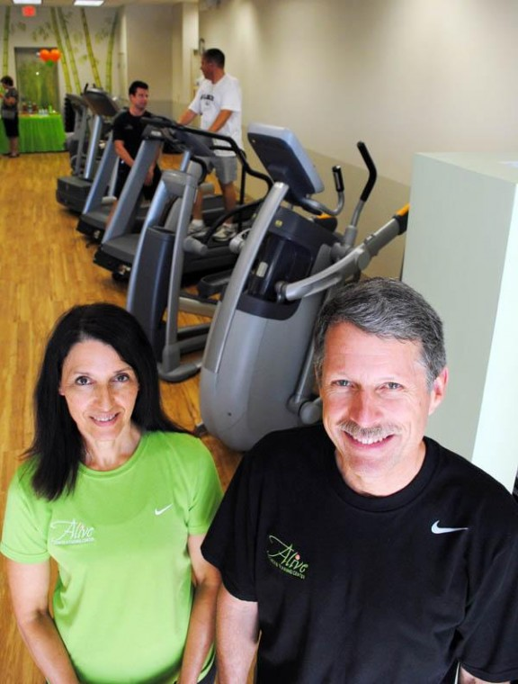 Re-opening life through fitness