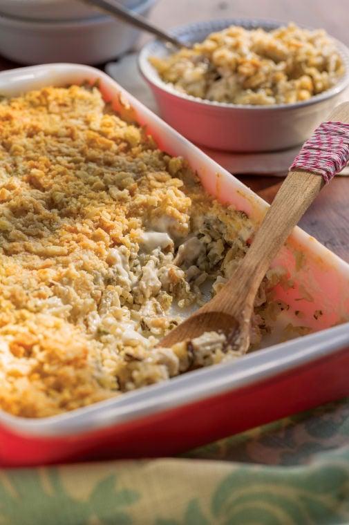 casserole food
