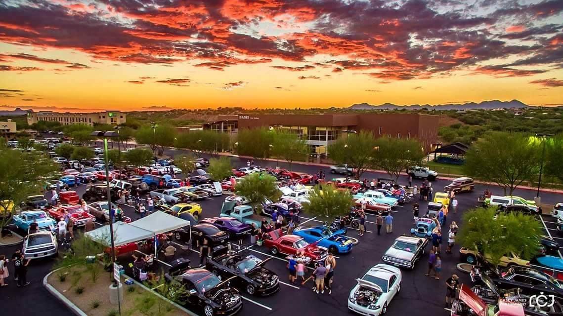 Freddys Car Show Grows Like Crazy In Oro Valley Oro Valley - Freddy's car show tucson