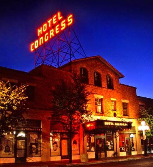 Resort Hotels In Tucson: Hotel Congress Online Schauen Deutsch Mit Englischen