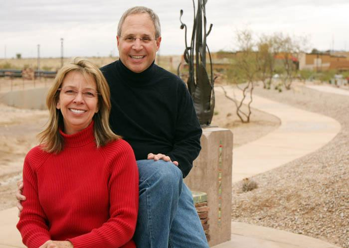 Take a walk, OV couple urges