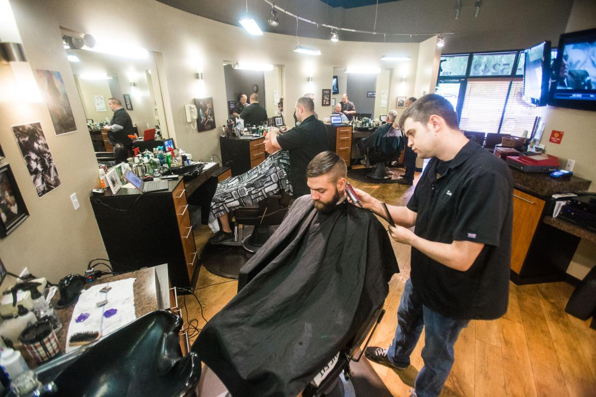 Foothills Barber