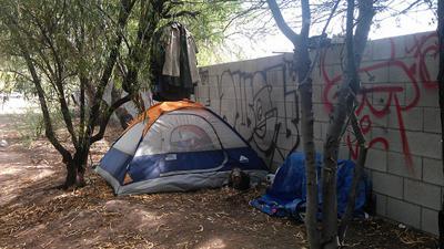 Tucson Homeless