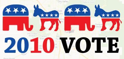 Grijalva, Giffords hold Congress leads