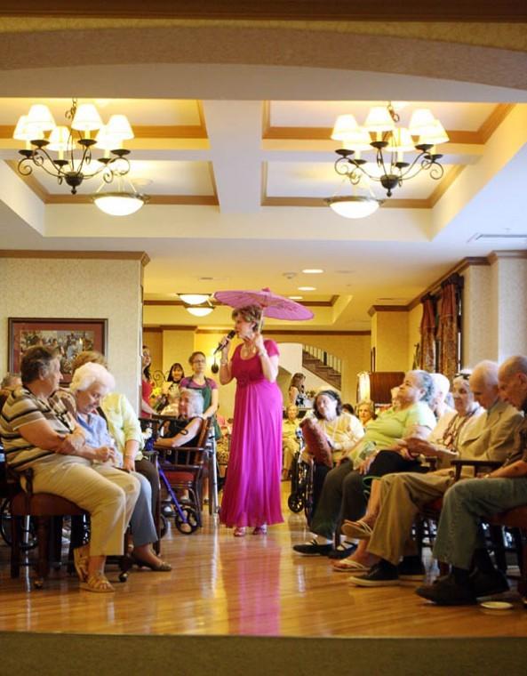 Singing seniors 1