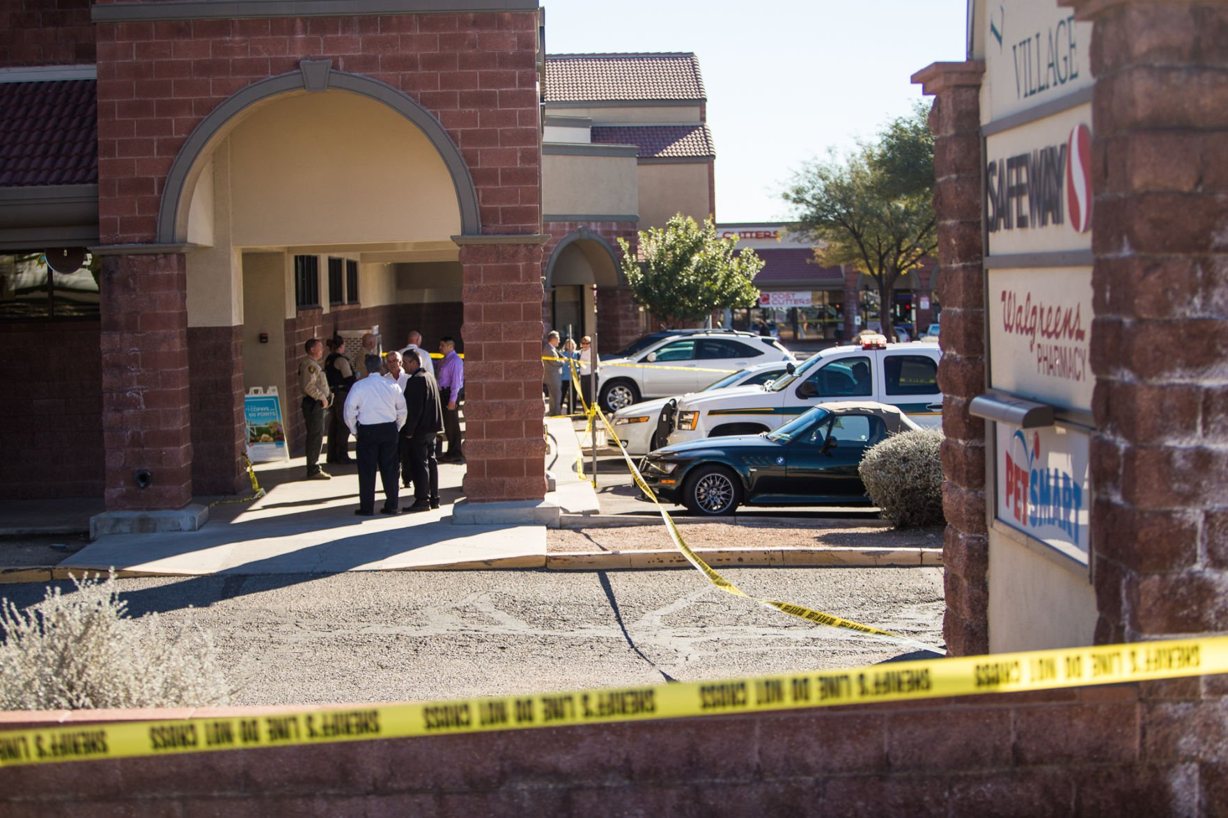 Suspect Shot By Deputy After Armed Robbery News