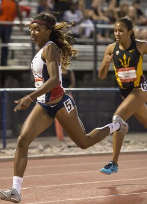 University of Arizona track and field