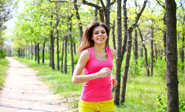 running exercise
