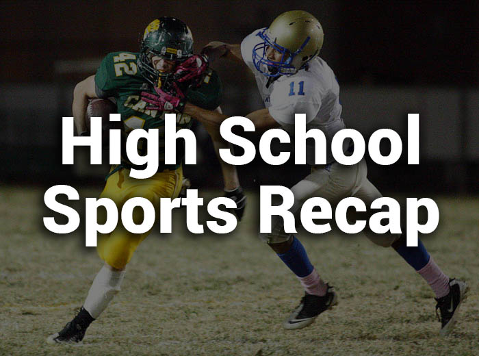 High School Sports Recap