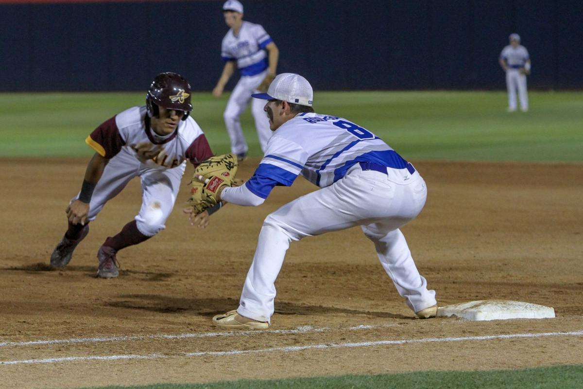 Catalina Foothills baseball falls to Nogales