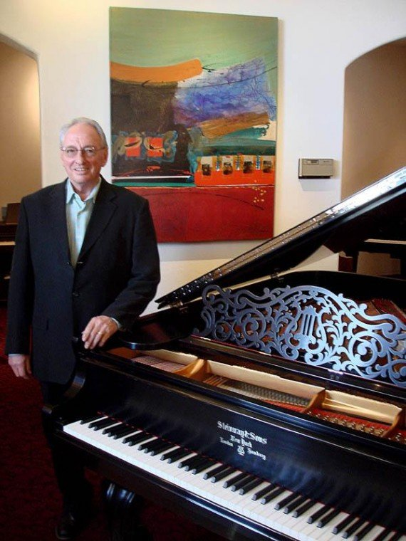 Steinway gallery the place where music, art, entertainment meet