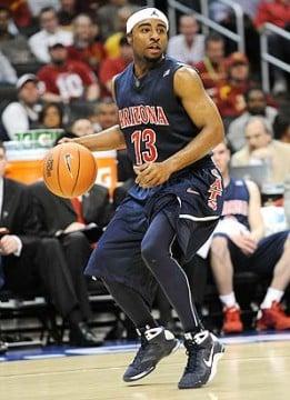 Nic Wise - U of A basketball