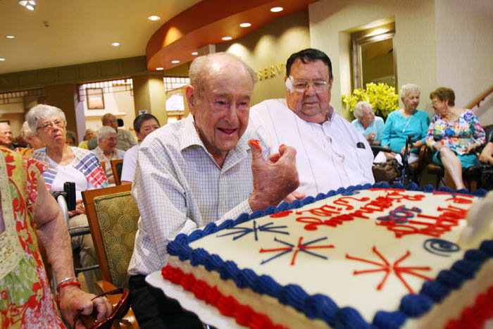 108-year-old