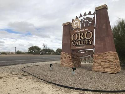 Oro Valley Sign