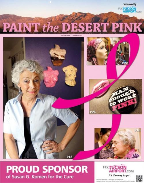 Paint the Desert Pink
