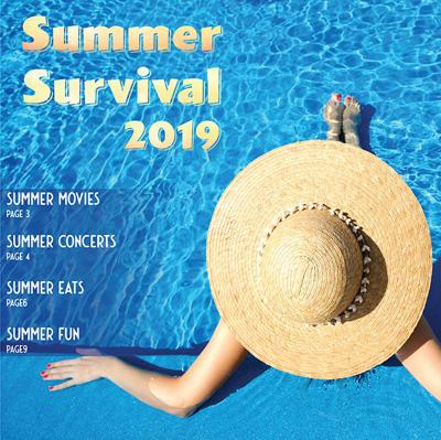 Summer Survival Cover