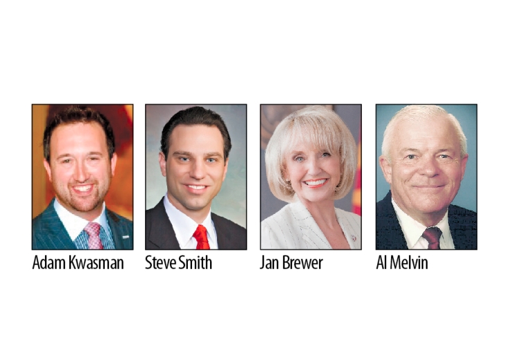 Area lawmakers ready for new session, react to Brewer's address