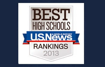 U.S. News & World Report Top Schools