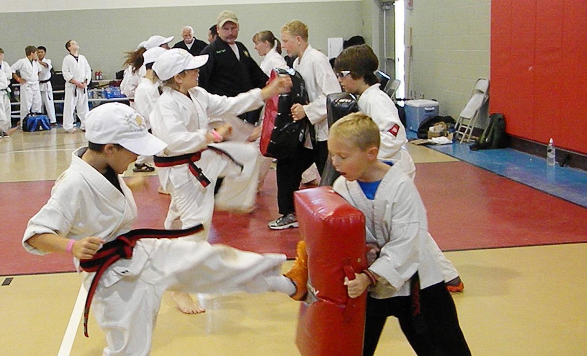 American Kenpo Karate: It's not just for kicks