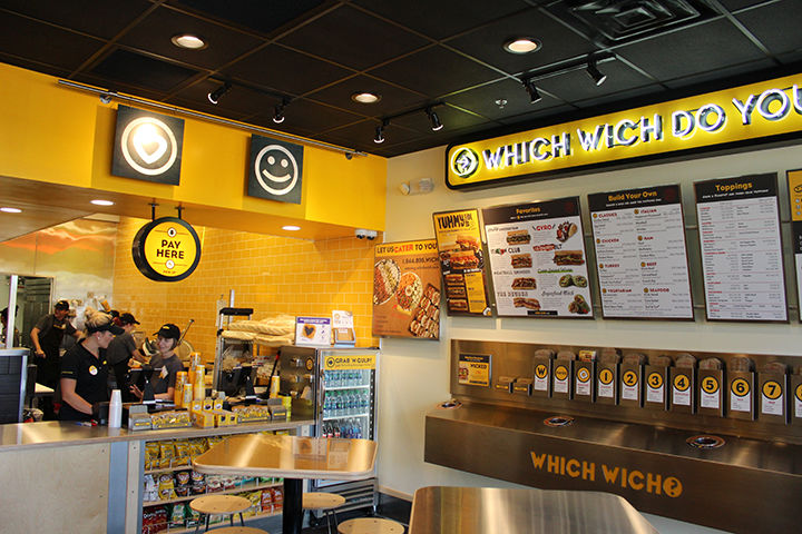 which wich opens its doors in oro valley news