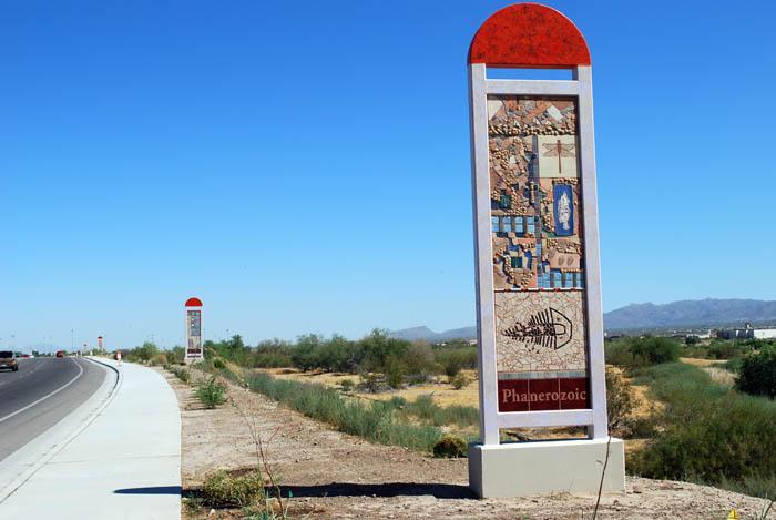 Crossroads at Silverbell Park showcases art, archeology