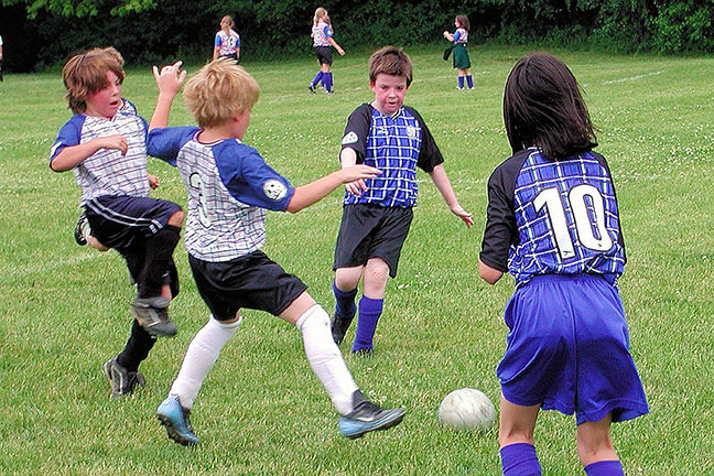 Kids Soccer