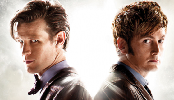 BBC reveals Doctor Who 50th anniversary title, run time, other big plans