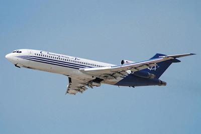 Boeing 727 Plane