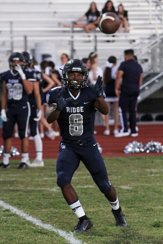 Ironwood Ridge Vs. Desert View Sept. 27, 2019