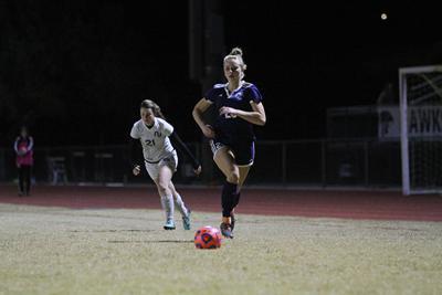 Ironwood Ridge High School girls soccer