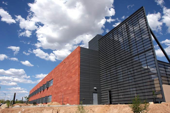 Sanofi-aventis' new building