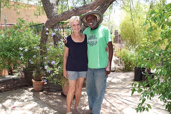 Nancy and Harold Stevenson