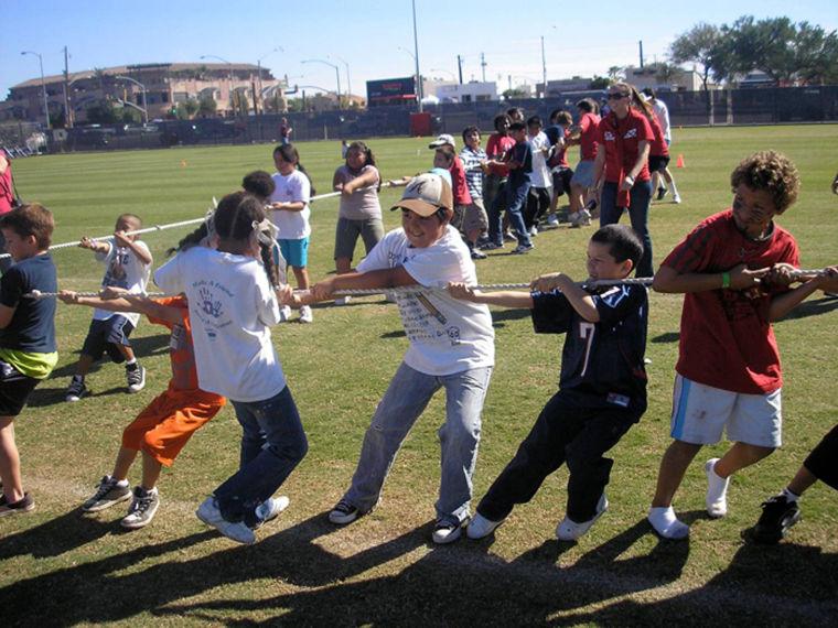 Mentoring Tucson's Kids
