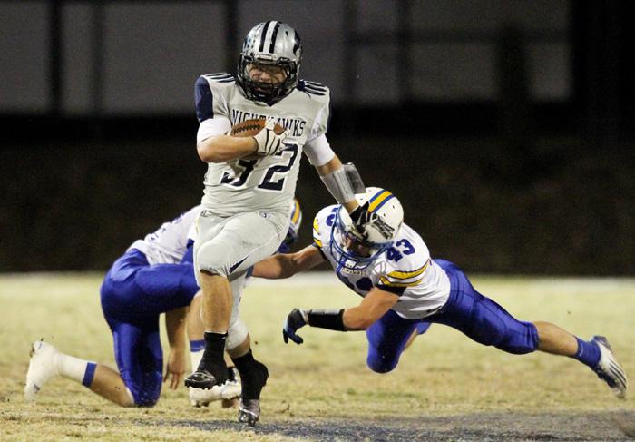 Ironwood Ridge vs Prescott high school Football