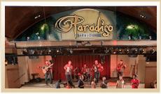Paradiso bar and lounge at Casino Del Sol