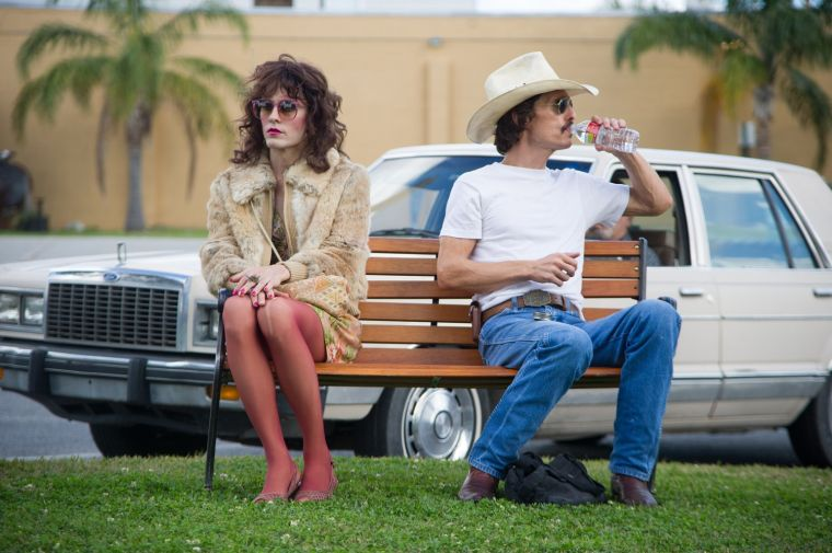 'Dallas Buyers Club'  - McConaughey's Oscar chances shine bright in one of the year's top films