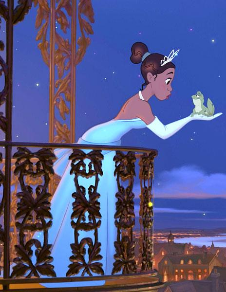 'Princess and the Frog' Nice surprise for a teen