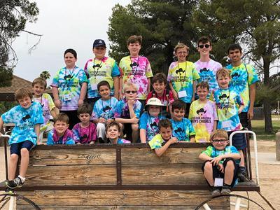 Tucson Arizona Boys Chorus' day camp