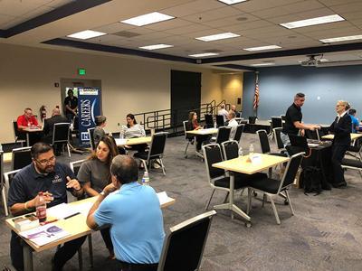 Southern Arizona Veterans Workforce Initiative hiring fair