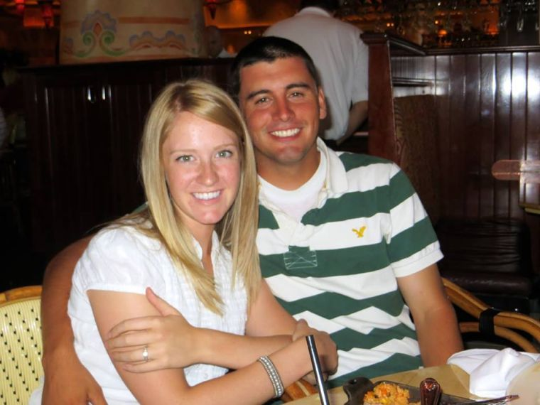 Amy and Dallin Wengert