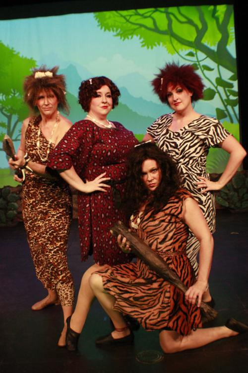 Great American Playhouse rocks Oro Valley with the 'Quest of the Caveman'
