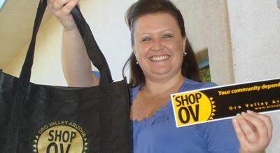 With 'Shop OV,' town getting the word out