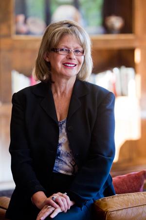 District 1 Supervisor Ally Miller