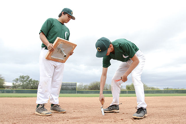 Mac Kochanski and Trey Weidner CDO Baseball