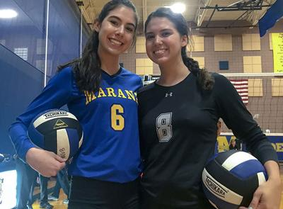 Marana Mountain View Volleyball