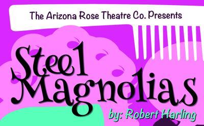 Steel Magnolias Logo