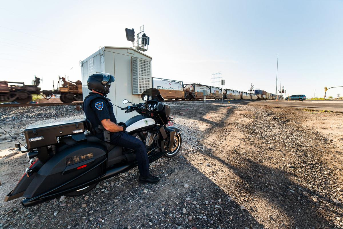 MPD, Union Pacific work to educate drivers | Marana News