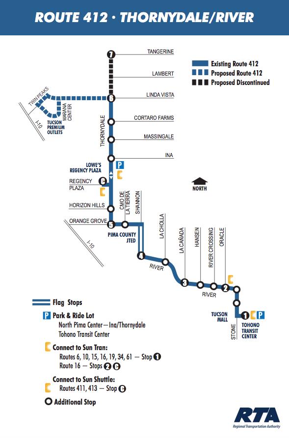 Bus Route 412